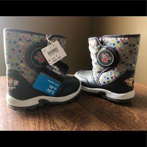 PAW PATROL : Children's winter boots